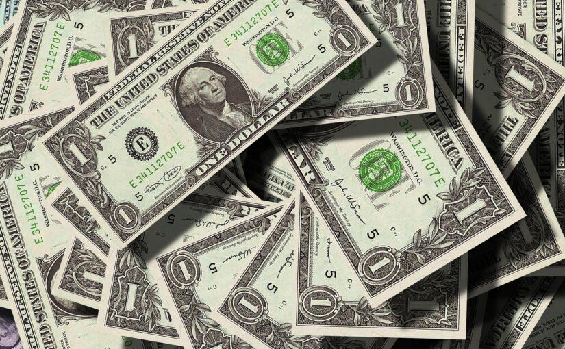 Hvor mange kontanter må man have med til USA?