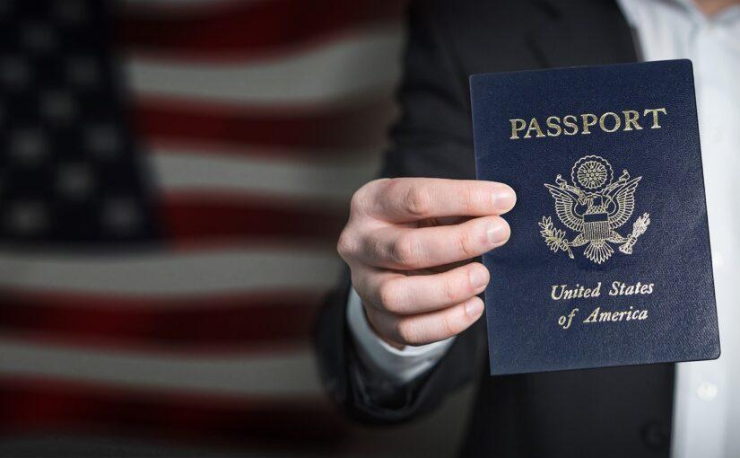 Hvordan får man et visum til USA?