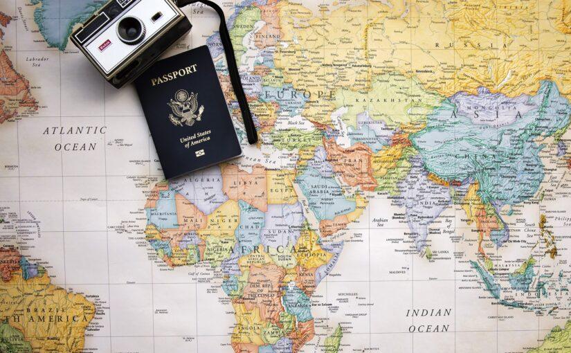 Hvilke lande kan man rejse til med dansk pas?